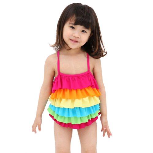 LOCOMO Baby Fashion Accessories - Traje de una pieza - para mujer multicolor multicolor