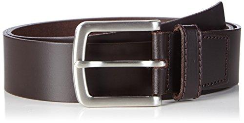 MLT Belts & Accessoires Herren Jeans-Gürtel Dallas, Gr. 90 cm, Braun (brown 6000)