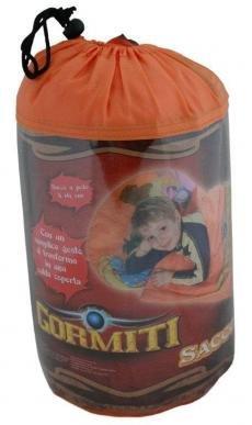 Gormiti - Sleeping bag with pillow