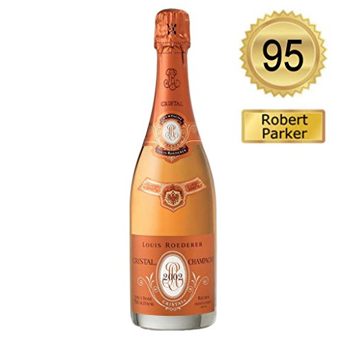 Champagne Louis Roederer Cristal Rose 2000 (1 x 0.75 l)