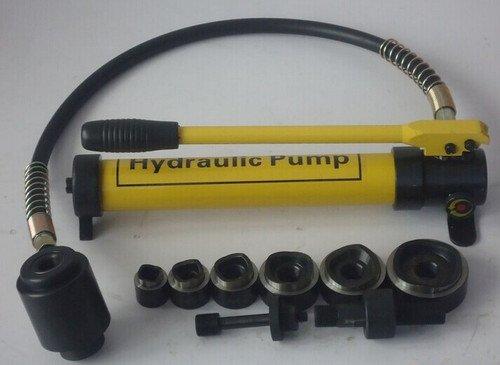 Gowe hydraulique trou Creuser outil hydraulique de trou outil de 16–51 mm hydraulique trou Punch outil Trou Perforateur