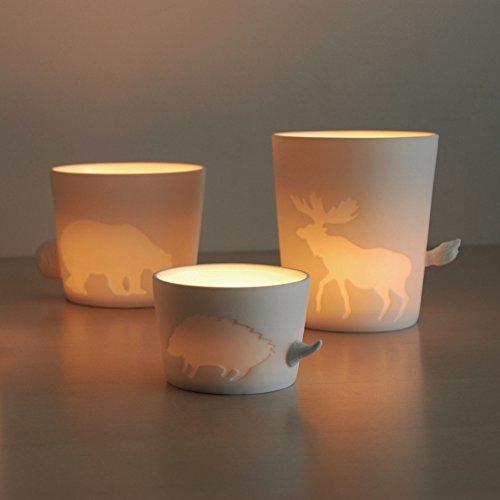 Tasse - Teebecher - Mugtail - Katze - Teelicht - 6