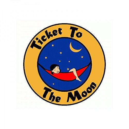 Hängematte Baby Ticket to the Moon blau - 2