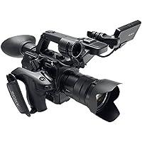 Sony pxw-fs5K Camcorder Tragbarer CMOS 4K Ultra HD schwarz digitalen Camcorder–Digitale Camcorder (CMOS, Sony E, 18–105mm, 27mm, 157,5mm, Speicherkarte)