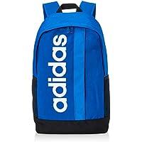 0AFIT|#Adidas Lin Core BP, Zaino Sportivo Unisex – Adulto, Team Royal Blue/Black/White, NS