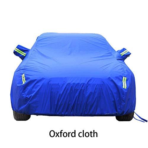 GLP Couverture de voiture est pour la BMW Série 6 Série 6 GT Roadster Coupé, tissu Oxford/doublure en coton Housse de protection pour UV Rain Snow (Color : C)