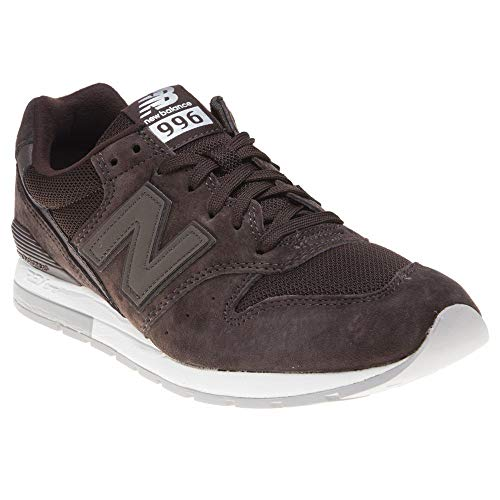 NEW BALANCE 996 MRL996LM Sneaker scamosciata T. Moro Marrone 43 EU / 9 UK