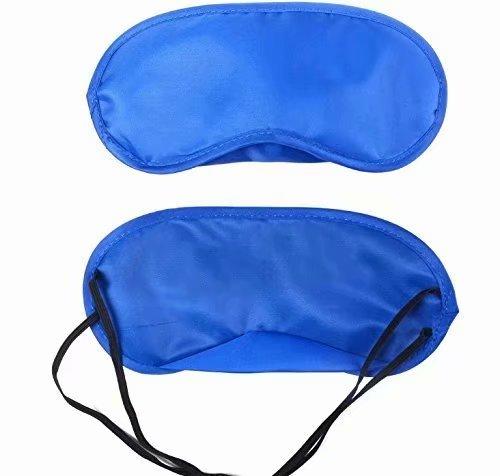 Waymeduo extra suave y agradable al tacto tapa para orificio de antifaz para dormir