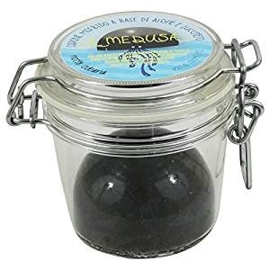 Savon doux naturel avec des algues marines et du sucre - Purifiant, idéal après rasage et épilation - Sans conservateurs, colorants, PEG et huile de paraffine - Fabriqué en Italie