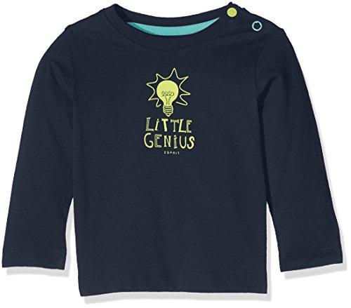 Esprit Kids Baby-Jungen T-Shirt, Blau (Ink 415), One size (Herstellergröße: 62)