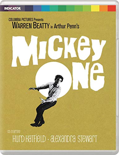 Mickey One (Dual Format Limited Edition) [Blu-ray] [UK Import]