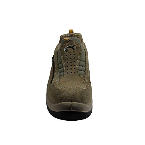 Siili chaussures de sécurité berufsschuhe businessschuhe s1P sRC chaussures de trekking-marron Marron - Marron
