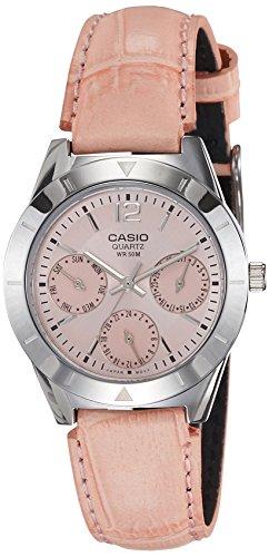 Casio Enticer Pink Dial Women's Watch - LTP-2069L-4AVDF (SH60) image