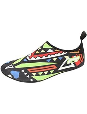 Zhhlaixing Niños Zapatos de Agua descalzo Barefoot Respirable Calcetines de natación Aire Libre Piscina de Playa...