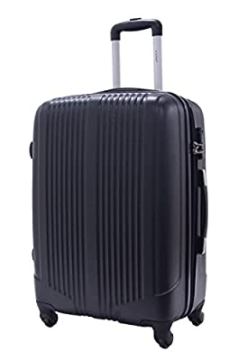 Valise taille moyenne 65cm - Trolley ALISTAIR Airo - ABS ultra Léger - 4 roues