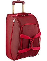Aristocrat Aviator Plus Polyester 69 cms Burgundy Travel Duffle (DFTAVIP69BUR)