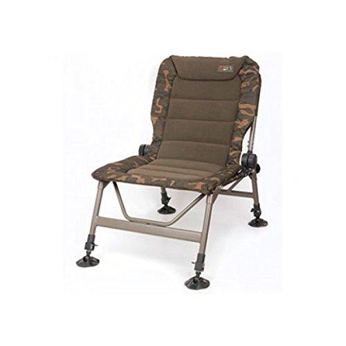 Fox R1Camo Silla Chair silla de pesca, Pesca,–Silla para pescar, acampada, silla para pescar para pesca