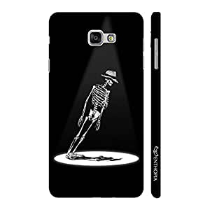 Enthopia Designer Hardshell Case Pulling a Jackson Back Cover for Samsung Galaxy A7 (2017)