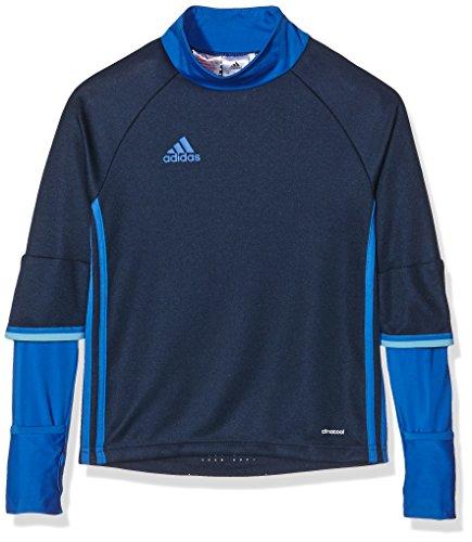 adidas Kinder Sweatshirt Con16 Trg Top Y Collegiate Navy/Blue, 164 -