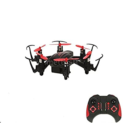 JJRC H20C Mini Drone 2.0MP HD Camera 2.4G 6CH 3D Flip One Key to Return CF Mode RC Quadcopter by Weiputek