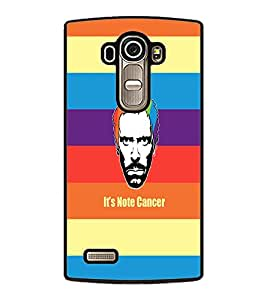 PrintDhaba Funny Image D-4040 Back Case Cover for LG G4 (Multi-Coloured)