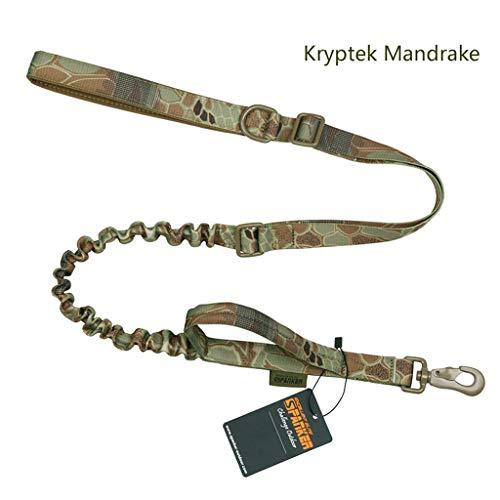 Tactical Dog Rope Training Hundeleine Seil Zugseil Universal Gürtel Jagd Im Freien Haustier Liefert (Farbe : 6)