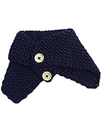 Otoño Invierno Bufanda para Bebé Niños Niñas, TININNA Collar Bebé Algodón O Anillo Cuello Bufandas para Navidad acción de gracias año nuevo regalo para el niño 1-4 años