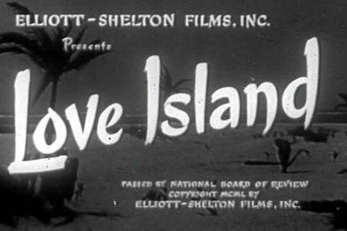 Preisvergleich Produktbild Eva Gabor on a Deserted Tropical Island in Love Island DVD (1950) Featuring Paul Valentine and Malcolm Lee Beggs by Bud Pollard