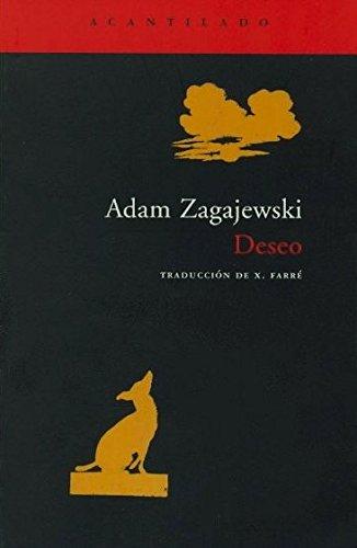 Deseo (El Acantilado) por Adam Zagajewski