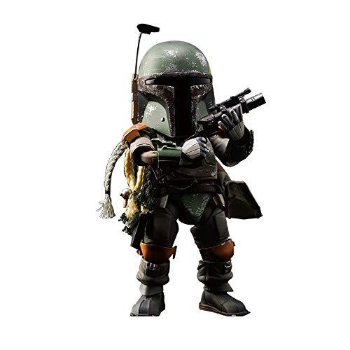 n Figur - Star Wars Empire großer Gegenangriff Boba Fett Sammlerhandpuppen echt ()