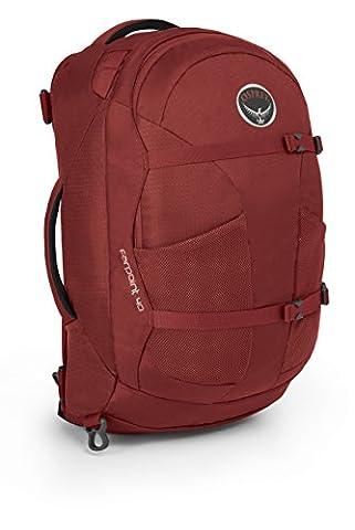 Osprey Reiserucksack Farpoint 40 M/L 2 jasper red