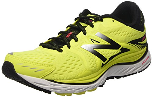 New Balance 880 Running, Entraînement de course homme Giallo (Yellow/Black)
