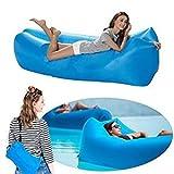 Aufblasbare Liege, Air Schlaf-sofa Luft-Couch Wasserdicht mit Tragetasche für Camping / Beach / Park / Hinterhof.
