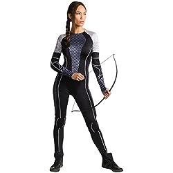 Disfraz Oficial de Katniss de Los Juegos del Hambre