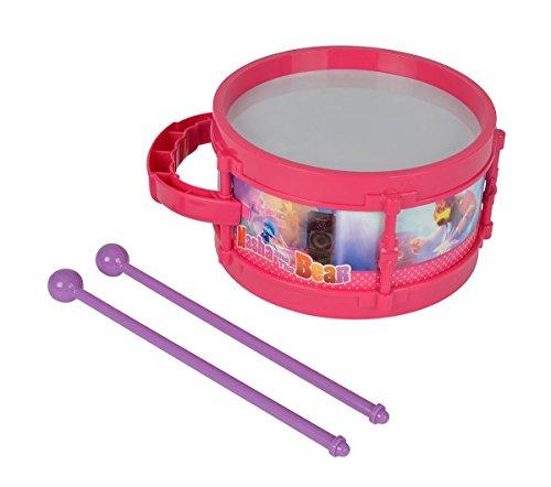 Simba 109306625 - Mascha und der Bär Trommel pink Preisvergleich