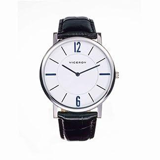 Reloj Viceroy Caballero 432275-85 Acero y Piel