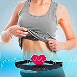 AsVIVA H17 Ergometer Cardio Heimtrainer mit Generator System und 15kg Schwungmasse (inkl. Multifunktionscomputer, 24 Level sowie Tablet- und Smartphone Halterung, günstig vom Testsieger) - 7