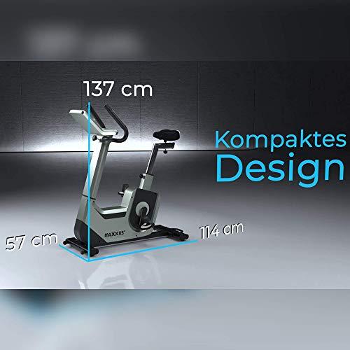 Ergometer Bike MAXXUS 62 – Heimtrainer Bild 3*