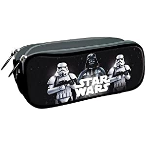 Portatodo Triple Star Wars Disney Darth Vader
