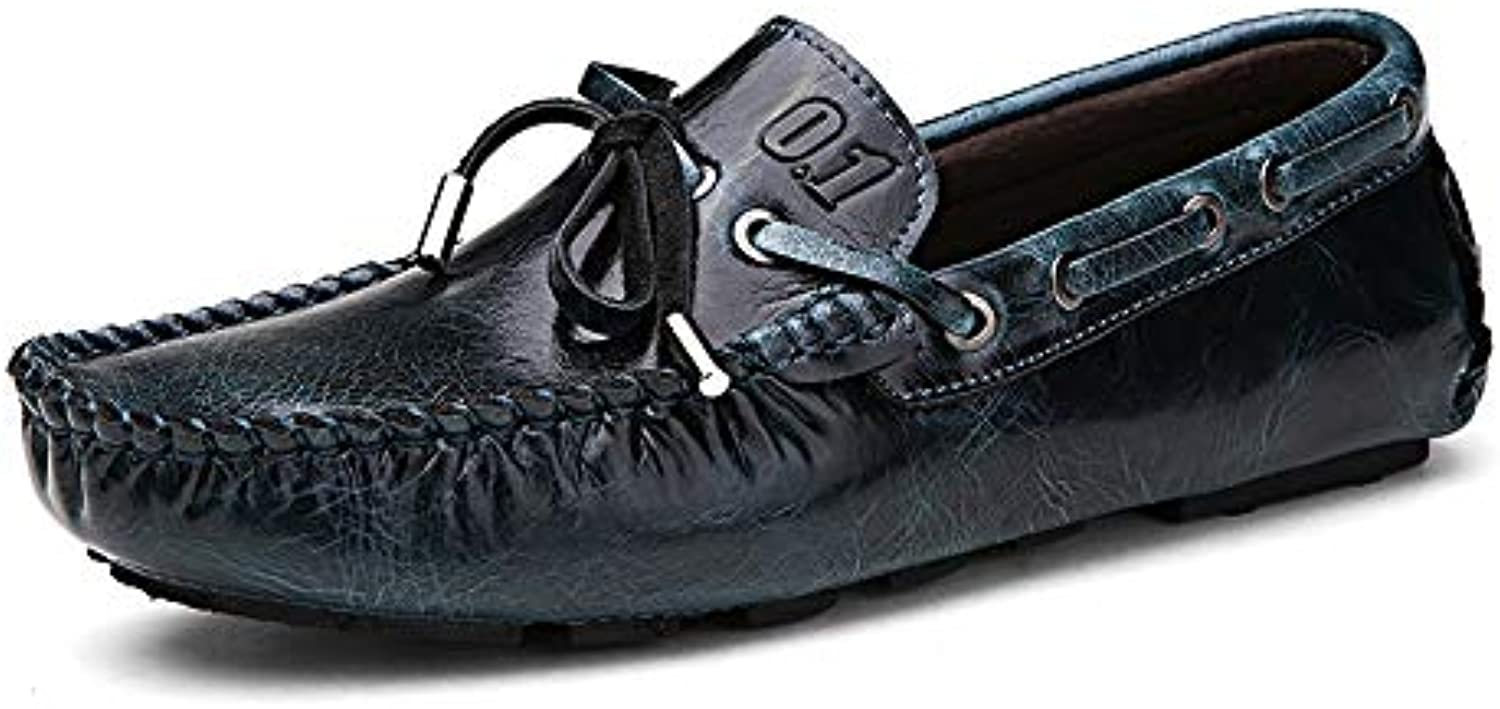 Slip Casual Hommes Daily On Mocassins Qiusa Chaussures w8n0POk