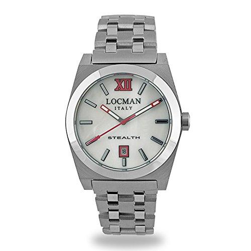 Women's Stealth Watch Ref. 204020400mwfrd0br0–Locman