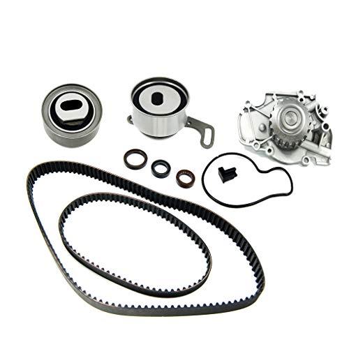 Gankmachine Timing Belt Water Pump Valve Cover Kit Replacement for 90-97 Honda F22A Non-VTEC 2.2L SOHC F22A F22B 251244202930
