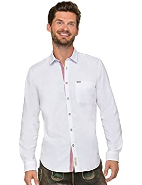 Trachtenhemd Langarm Modern Fit