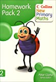 Collins New Primary Maths – Homework Pack 2