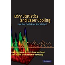 Lévy Statistics and Laser Cooling: How Rare Events Bring Atoms to Rest
