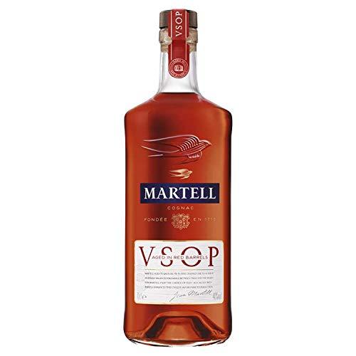 Martell V.S.O.P. Medaillon Cognac mit eleganter Verpackung, Einzigartiger Cognac mit fruchtigem Geschmack, Ideal für besondere Anlässe geeignet, 1 x 0,7 L (Xo Remy Martin)