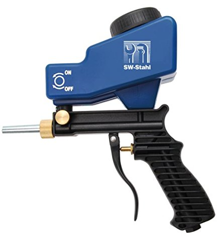 SW-Stahl sabbiatura ad aria compressa–pistola, modello professionale, 25070L