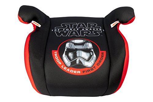 Sillita de coche Star Wars Booster (Niño pequeño) para niños, alzador -...