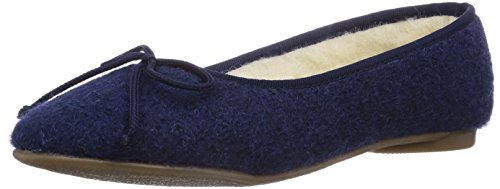 Kitz - Pichler - Pantofole Ballerina, Donna Blu (Blau (4869 ink blue))