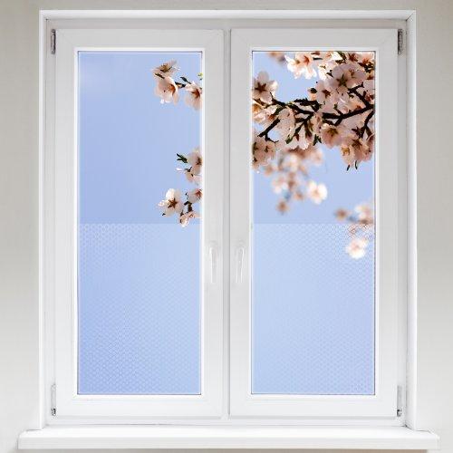 Artefact® Dekofolie / Fensterfolie Kreise | statisch haftend (ohne Kleber) | verschiedene Größen